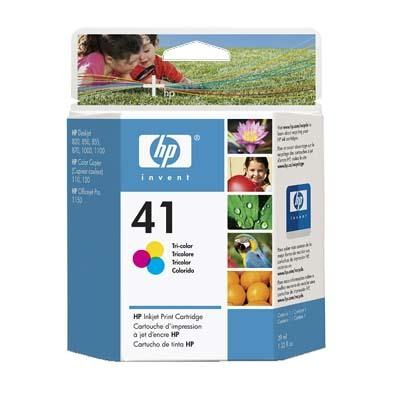 HP Consumable 51641A HP41 COLOR CARTRIDGE