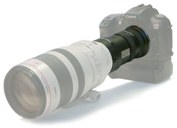 Morovision MVPA-914656G Astroscope 9350EOS-3PRO-PINNACLE Night Vision Adapter for Canon EOS-Type SLR Cameras. Gen 3 PINNACLE