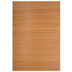 Anji Mountain AMB24001 48 x 72 Inch Bamboo Roll-Up - 0.25 Inch Thick - No Tongue - Natural