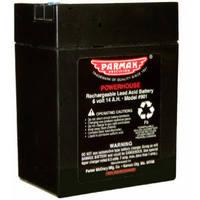 Parker Mccrory Co Battery 6 Volt - 901