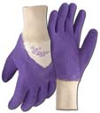 Boss Co Dirt Digger Glove Purple Xsmall - 8403VXS Pack Of 6 BCI10825