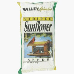 SHAFER SEED COMPANY SUNFLOWER SEED-STRIPED 10# 10 POUNDS PACK OF 3
