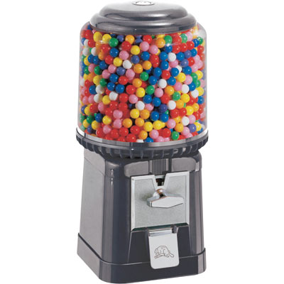 Beaver Machine AB16B Gumball Machine Black