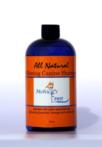 Cereal Bytez, Inc. 5119-Mohica's Finest All Natural Calming Canine Shampoo