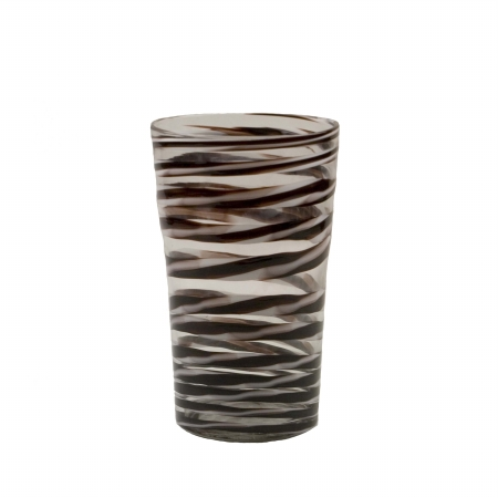 Aussem Glassware 109806 Kyran Stripe- Large
