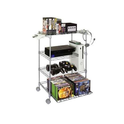 Atlantic 45506019 Steel Wire Gaming Tower