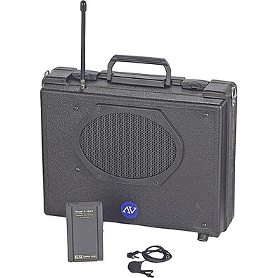 Amplivox SW222  InchPortable Buddy Inch Public Address System