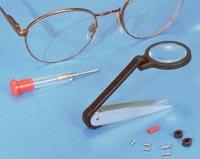 Miracle Point EGR12 Eyeglass Repair Kit - Set of 2