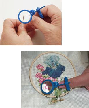 Miracle Point MTF12 Magnifying Thumb-Finger Attachment - Set of 3 JGE033