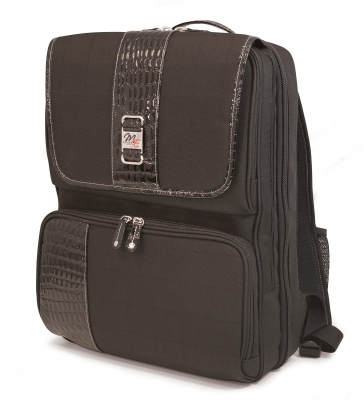 Mobile Edge MESFOBP ScanFast Onyx Backpack-  Checkpoint Friendly Laptop Bag