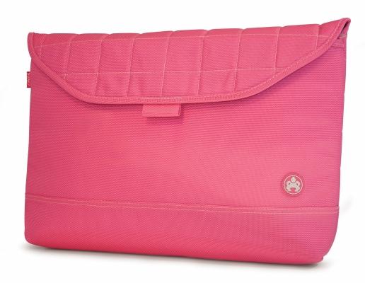 Mobile Edge ME-SUMO8817X 17   Nylon Sleeve- Pink