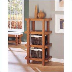 Organize It All 39714 Robust 4 Tier Shelf