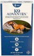 Advantage BLUE-100-6 Advantage - For Dogs And Puppies Over 55