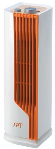 Sunpentown SH-1507 Mini Tower Ceramic Heater