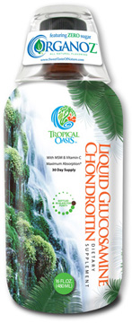 Tropical Oasis 33485 Glucosamine & Chondroitin- Pack