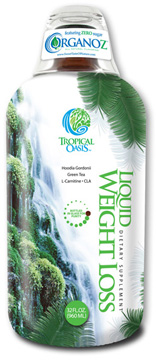 Tropical Oasis 33668 Liquid Weight Loss- Pack of 3 Health Fitness Skin Care Beauty Supply Deals
