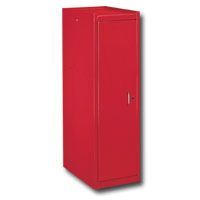 Mountain MTN38056R Red Side Box for 56 Inch Tool Cabinet and Chest Combo