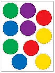 Teacher Created Resources Tcr4110 Accents Colorful Circles