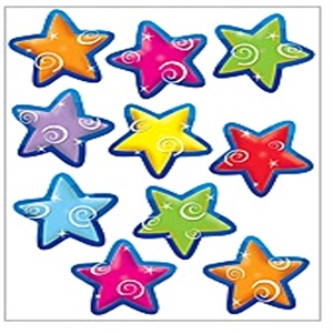 Teacher Created Resources Tcr4120 Accents Stars