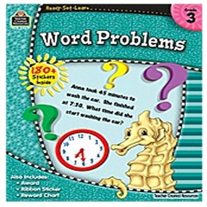 Teacher Created Resources Tcr5927 Rsl Word Problems Gr 3