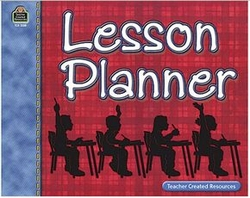 Teacher Created Resources Tcr3358 Lesson Planner