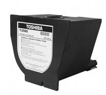 Toshiba Black Toner Cartridge 13000 Page Black Package: 1 Retail T-3560