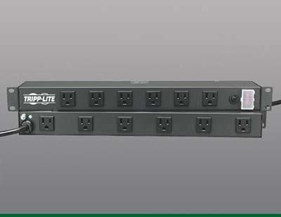 Tripp Lite Power Strip 120V AC NEMA 5-15P Receptacle: 16 x NEMA 5-15R 15ft SS7415-15