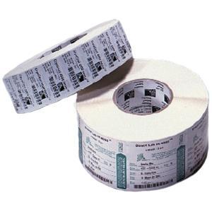 Zebra TransMatte 2000 Labels - 1    x 1.5    - Matte - 72520 Label