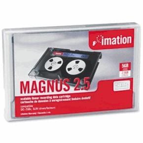 Imation QIC Data Cartridge Data Cartridge QIC 2.5 GB Native-5 GB Compressed 1200 ft Storage 46168