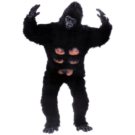 Costumes For All Occasions AD02 Gorilla Professional