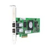 QLogic SANblade QLE2462-CK 4 Gbps Dual Port Fiber Channel PCI Express Host Bus Adapter - 2 x LC - PCI ExpressFibre Channel Host Bus Adapter