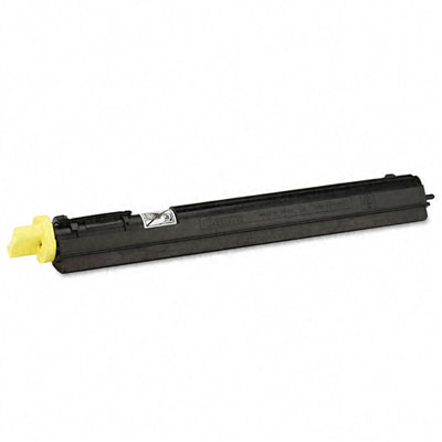 Canon GPR-13 Yellow Toner Cartridge For ImageRunner C3100 Copier 8500 Page 1 x Yellow Package: 1 8643A003AA ING2424