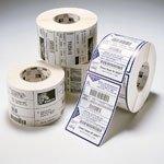 Zebra TransMatte 2000 Label - 4    x 2    - Matte - 8520 Label - Paper Label