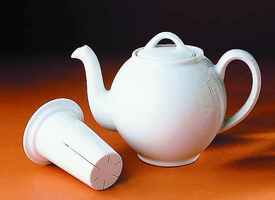 Pillivuyt 330360BX London Teapot Style With Infuser - 4 Servings  2 C. PLLV300
