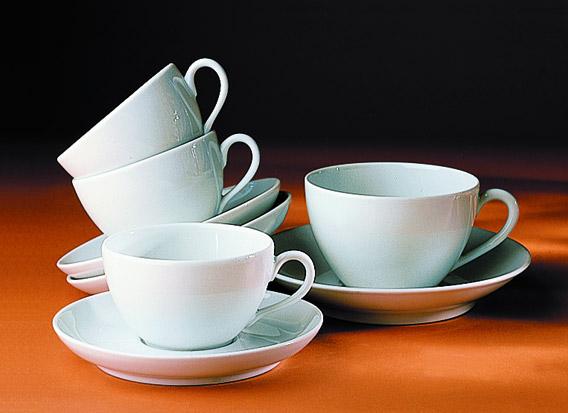 Pillivuyt 520914BL Cecil Tea Saucer PLLV365