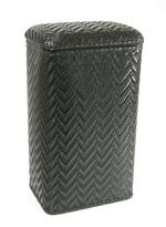 Redmon 126-B-Apatrment Hamper in Black