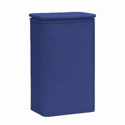 Redmon 126-CFB-Apatrment Hamper in Costal Fjord Blue