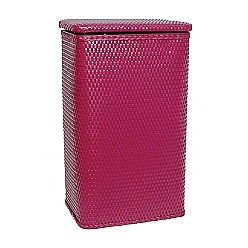 Redmon 126-R-Apatrment Hamper in Raspberry