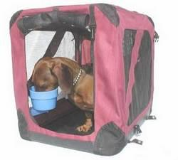 Dog Crate Crock for Food or Water