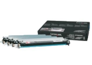 Lexmark International C734X24G Photoconductor Unit  4 Pack