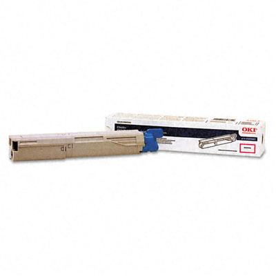 OKIDATA C3400n SC Magenta Toner Cartridge 43459402