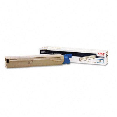 OKIDATA C3400n SC Cyan Toner Cartridge 43459403