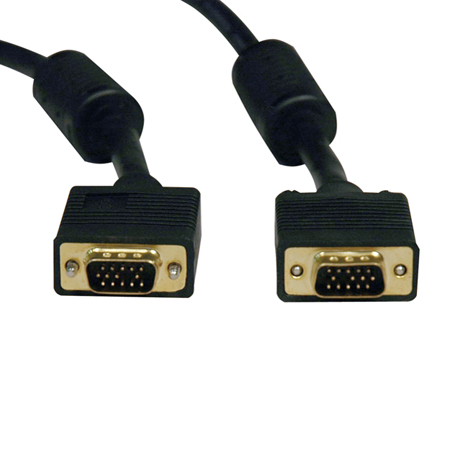 TRIPP LITE 100ft SVGA Monitor Cable with RGB Coax P502-100