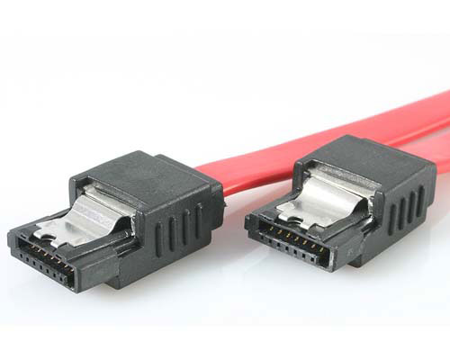These Serial ATA cables guarantee you ll be able to plug in your high-performanc