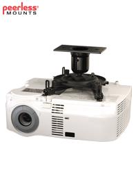Peerless Universal Vector Pro II Projector Ceiling Mount - 50 lb
