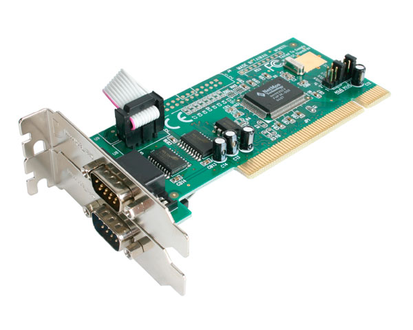 STARTECH PCI2S550_LP 2 Port Low Profile Serial PCI Card