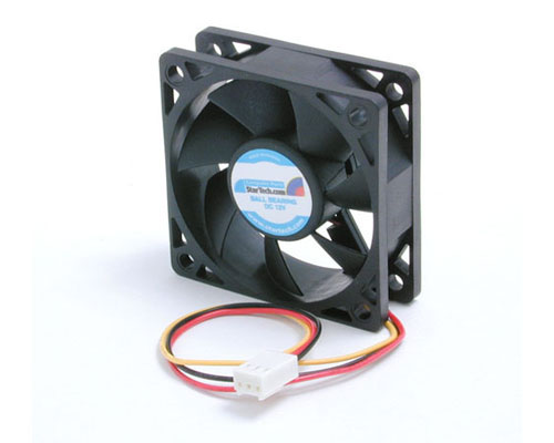 6X2 cm TX3 PC Computer cpu/ case cooling
