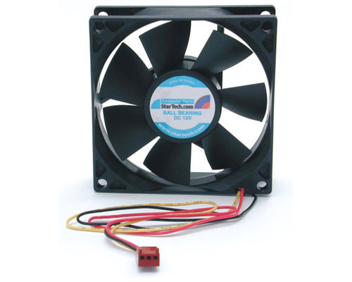 8 cm PC Computer Case Cooling Fan w/Tach