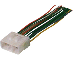 AMERICAN INTERNATIONAL CORP SWH960 Suzki 96&Up Wiring Harness