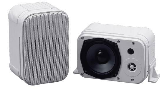 SOUND AROUND ELECTRONICS 4071WP 400 Watts 5   2-Way Indoor/Outdoor Waterproof Speaker System at Sears.com